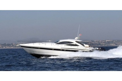 Charter Motorboat PERSHING 50 Cannes