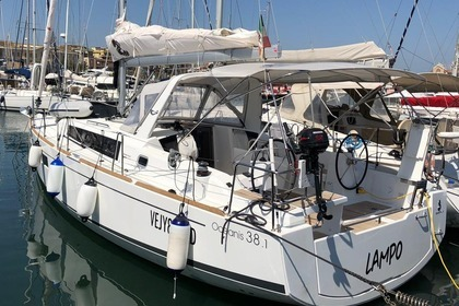 Hire Sailboat Beneteau Oceanis 38.1 Rome