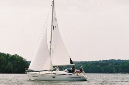 Rental Sailboat Bavaria 37 C Bad Saarow