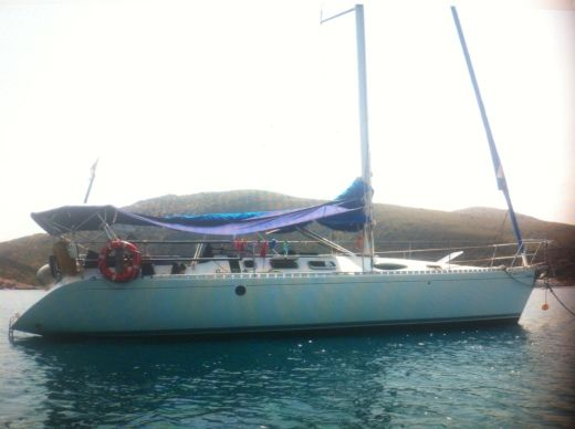 Beneteau First 38S5 in Majorca for hire