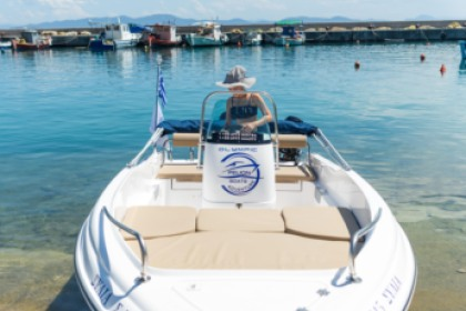 Hire Motorboat Sea Quest,  Olympic 5.80.  5.00 Volos Port