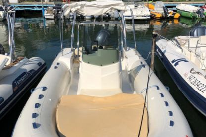 Location Semi-rigide Capelli Tempest 690 San Felice Circeo