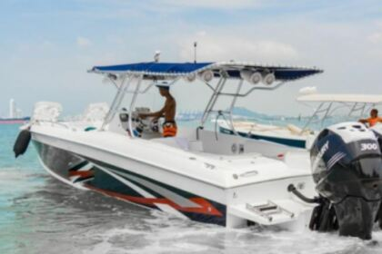 Charter Motorboat Custoom 40 Cartagena
