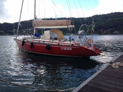 Charter Sailboat Sangermani Sloop Portovenere