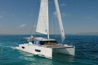 Location Catamaran Fountaine Pajot Lucia 40 Tortola