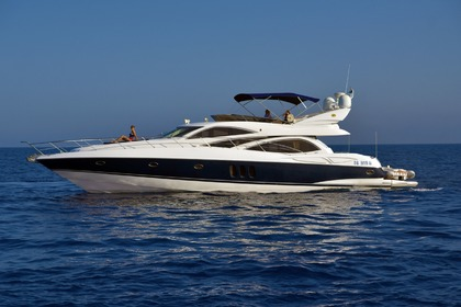 Rental Motorboat SUNSEEKER Manhattan 64 Birgu
