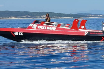Rental Motorboat COBRA CAT 900 Selce
