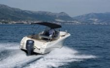 Jeanneau 7.5 Cap Camarat in Trogir for hire