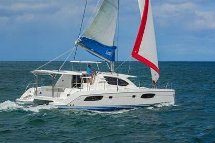 Location Catamaran Sunsail 444 Phuket