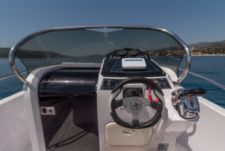 Ranieri Voyager 23S in Trogir for hire