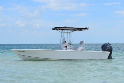 Charter Motorboat Sea Chaser 22 Bay Key West