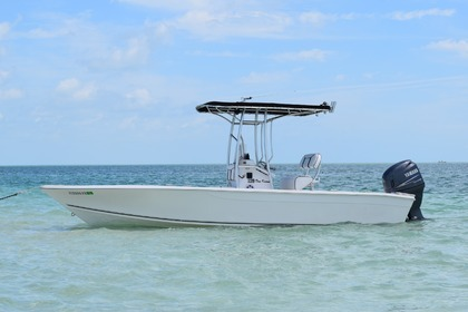 Miete Motorboot sea chaser 22 bay Key West