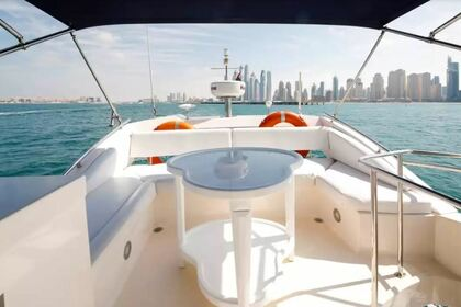 Hire Motorboat Majesty 44 Dubai