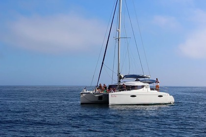 Hire Catamaran Fountaine Pajot Mahe 36 Ponta Delgada