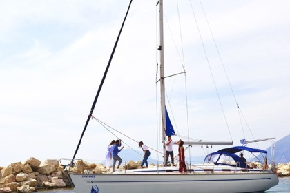 Charter Sailboat BAVARIA 44 CRUISER with air condition Lefkada