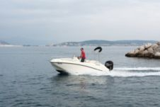 Quicksilver 505 Open in Trogir