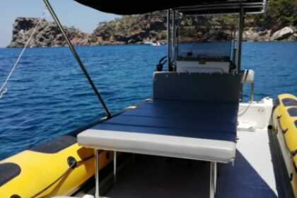 Miete RIB astec day cruiser Sóller
