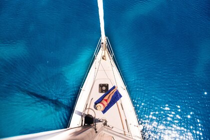 Charter Sailboat Beneteau Cyclades 393 Aeolian Islands