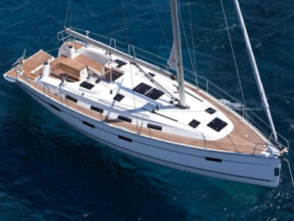 Charter Sailboat Bavaria 40 Cruiser Rhodes