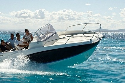 Charter Motorboat QUICKSILVER 605 SD Rab