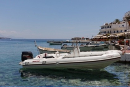 Hire Motorboat Mostro 600 family Frangokastello