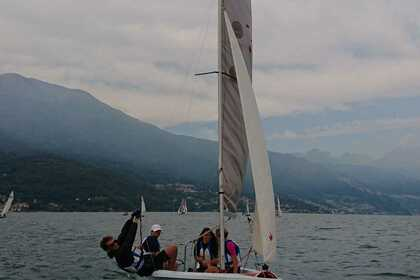 Rental Sailboat Laser Bahia Dervio