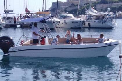 Rental Motorboat Buccaneer Sea Rover 208 Sliema