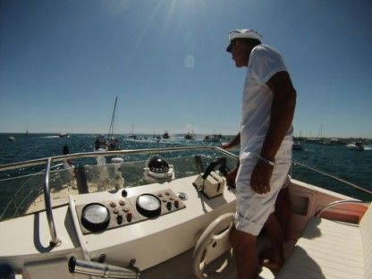 Rental Motorboat Guy-Couach 1200 Fly Valras-Plage