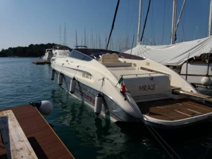 Charter Motorboat Performance 1407 Rovinj