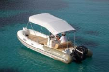 Miete RIB Zodiac Medline 585 L'Estartit