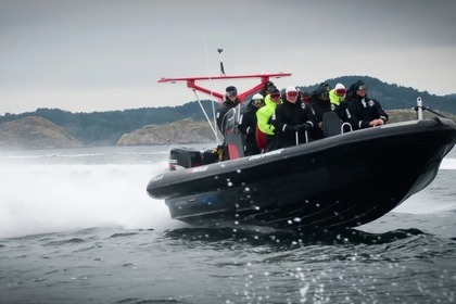 Hire RIB X-Raptor 32 Gothenburg