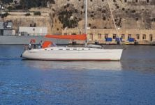 Beneteau Cyclades 50.4 in Valletta for hire