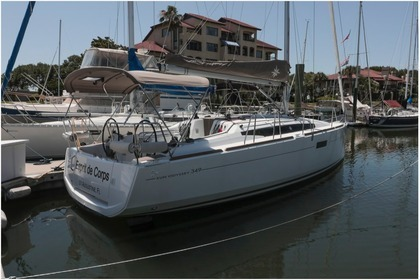 Charter Sailboat Sun Odyssey 34 St. Augustine