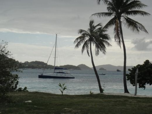 Charter catamaran in Pointe-à-Pitre peer-to-peer