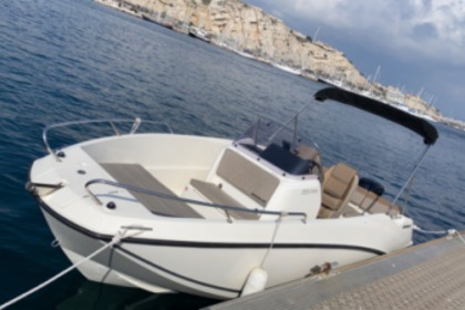 Rental RIB Quicksilver 555 Marseille