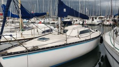 Rental Sailboat Kelt 8.50 Palavas-les-Flots