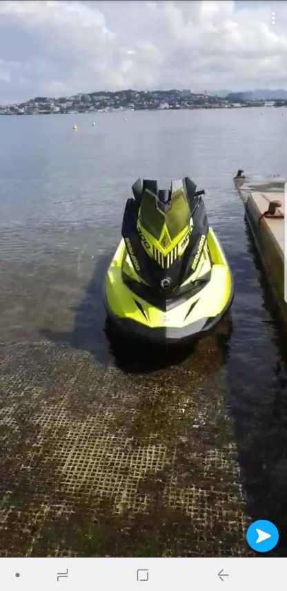 Location Jet-ski Seedoo Rxp X Rs 300 Marseille