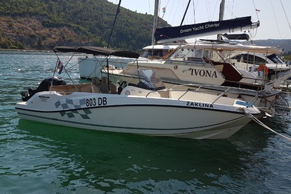 Hire Motorboat QUICKSILVER 675 OPEN ACTIV Dubrovnik