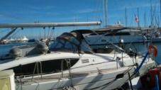 Jeanneau Sun Odyssey 45 Ds in Antibes for hire