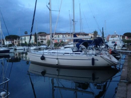 Location Voilier Bavaria 38 Cruiser Grimaud
