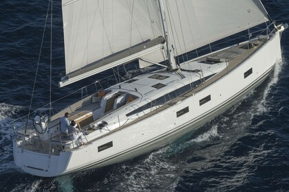 Rental Sailboat JEANNEAU 54 Dubrovnik