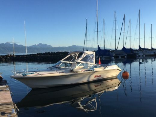 Charter Motorboat Windy Windy 7500 - 220 Cv Nyon