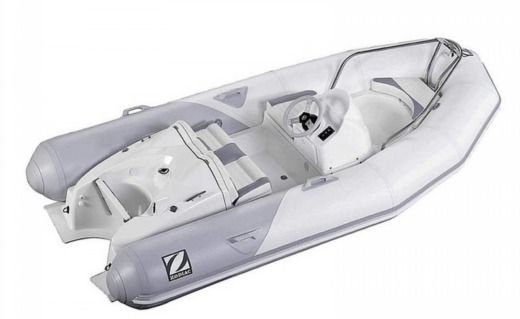 RIB Zodiac Yachtline 380 peer-to-peer