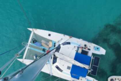 Location Catamaran sourisse 52' Calvi