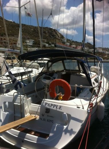 Charter sailboat in Athens peer-to-peer