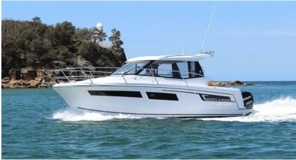 Charter Motorboat Jeaneau Merry Fisher 855 Capbreton