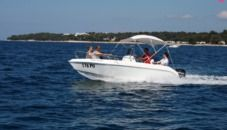 Motorboat Bellingardo Lady 500