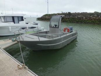 Charter Motorboat Gosselin Open 5,5M Les Mathes