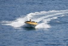 Charter motorboat in Mallorca