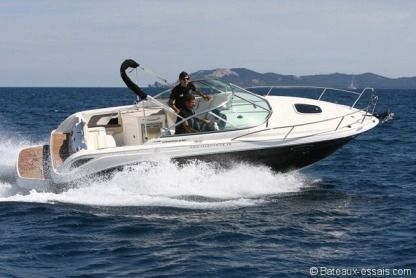 Charter Motorboat Sea Ray 235 Larmor-Plage